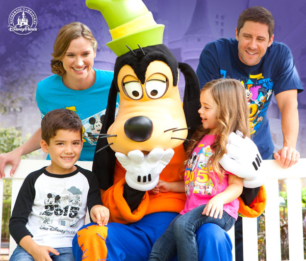 Goofy and Family